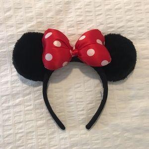 Minnie Mouse Ears Headband
